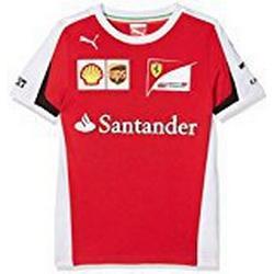 FERRARI F1 Kinder T/shirt, Rot (76166901), 9/10