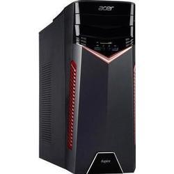Acer Gaming PC ASPIRE GX-281 AMD Ryzen 5 1600 8GB 1TB 256GB SSD Windows® 10 Home AMD Radeon RX