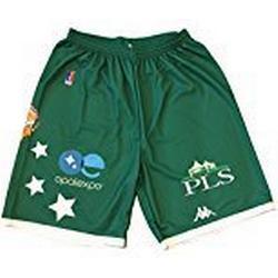 Kappa Basket essm der offiziellen Portel Außen Short Basketball Herren L grün