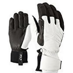 Ziener Prinzipen AS (R) Glove Ski Alpine, Herren 42,5 weiß
