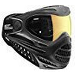 dye Goggle Axis Black/Fadebronze Maske, Schwarz, ONE SIZE
