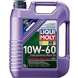 Synthoil Race Tech GT1 10W-60 5L Liqui Moly