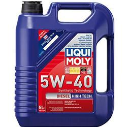 Diesel High Tech 5W-40 5L Liqui Moly