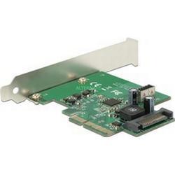 PCIe x4 - 1x USB 3.1 Gen2