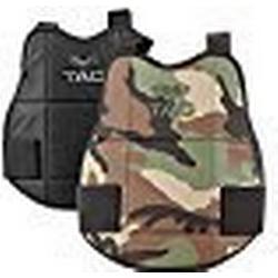 Valken Erwachsene V/Tac Chest Protector Woodland/Black Wendbar Paintball Brustpanzer, Woodland/Schwarz, M/L