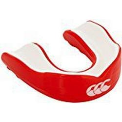 CANTERBURY Unisex Raze Mund Guard Gum Shield Einheitsgröße T.Red/Black