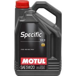Motul Specific 948B 5W-20 5 Liter Kanister