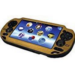 PS Vita / Goldene Metallic/Schutzhülle
