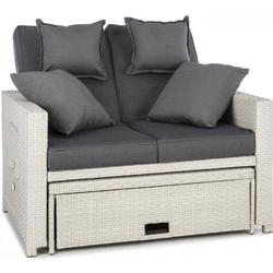 Komfortzone Rattan-Lounge-Sofa