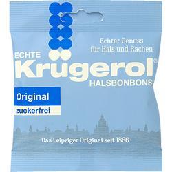 KRÜGEROL Halsbonbons zuckerfrei 50 g