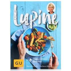 GU Lupine Flower-Power-Proteine das Kochbuch mit Barbara Klein