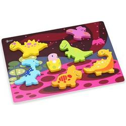 Classic World Dinosaur 3D Puzzle