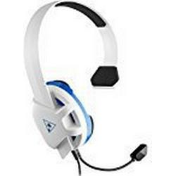 Turtle Beach Recon Chat White Headset / PS4 und Xbox One