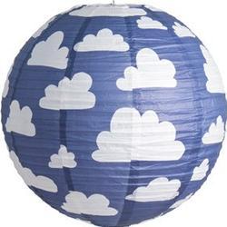 Färg & Form Färg & Form, MOLN, Rislampa, 50 cm, Blå