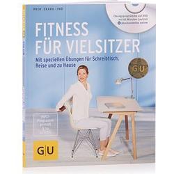 GU Fitness für Vielsitzer - mit speziellen Übungen & DVD