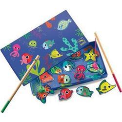 Djeco Coloured fishing