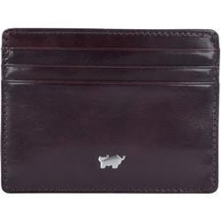 Braun Büffel Cambridge Kreditkartenetui Leder 10,5 cm bordeaux
