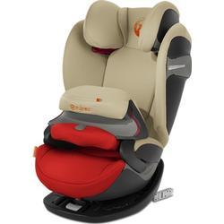 cybex GOLD Kindersitz Pallas S-Fix Manhattan Grey-mid grey