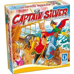 "Queen Games 30061 / ""Captain Silver"" Brettspiel DE, GB"