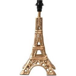 Rice Small Metal Eiffel Tower Table Lamp Gold Table lamps