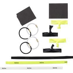 Haarband-Set in schwarz von bonprix