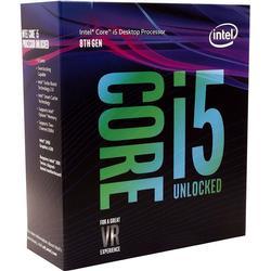 INTEL Core i5-8600K 3,50GHz LGA1151 9MB Cache Boxed CPU
