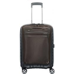 Roncato Double Premium Kabinentrolley 55 cm Laptopfach marrone nero