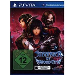 Stranger of Sword City German Edition - PSV