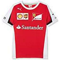 FERRARI F1 Kinder T/shirt, Rot (76166901), 7/8