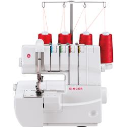 SINGER Cover Stich Only Overlock-Nähmaschine (90 Watt)