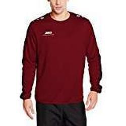 JAKO Herren Sweat Striker Sweatshirt, Maroon, M