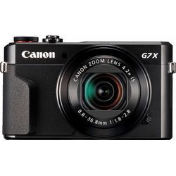 Canon PowerShot G7 X Mark II schwarz