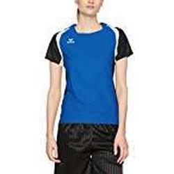 erima Damen T/Shirt Razor 2.0, New Royal/Schwarz/Weiß, 42, 108611