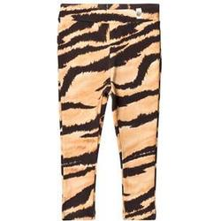 Popupshop Brown Tiger Sunday Pants 1.5-2 Years
