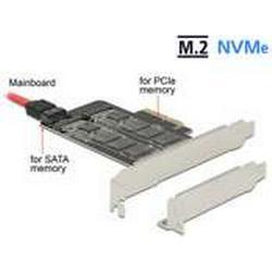 DeLock PCI-Express-x4 Kontroller
