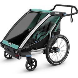 Anh�nger und wagen Thule Chariot Lite 2 + Bike Kit