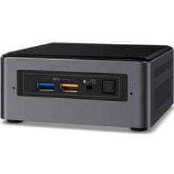 Intel Barebone NUC NUC7i5BNH (I5-7260U, HD 640) ohne OS