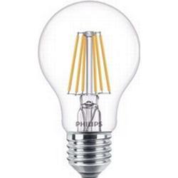 Leuchtmittel LED 5,5W Glas Warmglow (470lm) E27 - Philips