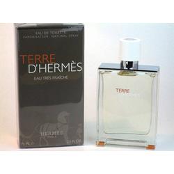 Hermes Terre D'Hermes Eau Tres Fraiche Edt 75 ml