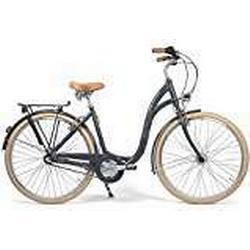 Raleigh Damen Brighton 3 Fahrrad, Bluegranite, 50