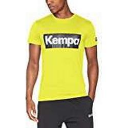 Kempa Herren Promo T/Shirt, Limonengelb, XL