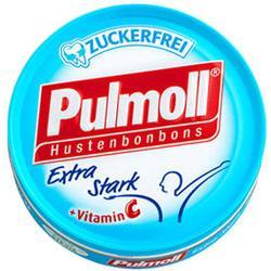 PULMOLL Hustenbonbons extra stark zuckerfrei 50 g