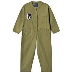 Popupshop Olive Jumpsuit 7-8 Years