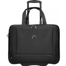 Delsey Montmartre 2-Rollen Businesstrolley 40,5 cm Laptopfach schwarz