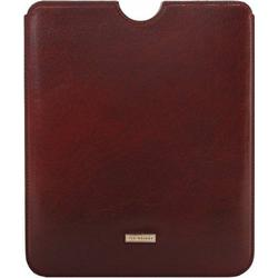 The Bridge Slg Story Line Mini iPad Case Leder 21,2 cm vinaccia nickel
