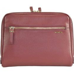 Samsonite Highline Tablet Tasche Leder 28 cm bordeaux