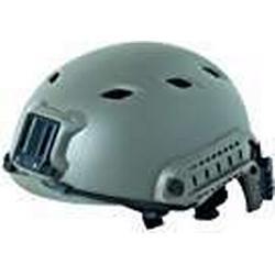 GSG Helm Fast Base Jump Peplica ABS Kunststoff, Oliv, 203908