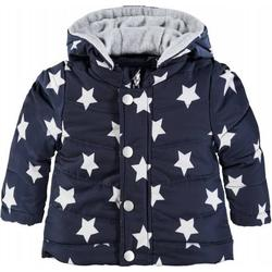 bellybutton Baby Outdoorjacke, Sternendruck, Kapuze - allover/multicolored