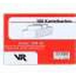 VIKTOR RICHTER Karteikarten A6, rot, blanko