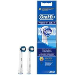 Oral B Head Replacement Precision Clean 2 Units Oral B